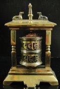 ◆チベット密教法具◆マニ車◆K1