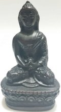 ◆無量光如来(あみだにょらい/アミターバ)像◆仏教 チベット-E1