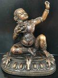 ◆ヴィルーパ像◆仏教 チベット-A