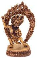 ◆ヴァジュラ・パーニ(金剛手)像◆仏教 チベット-GA