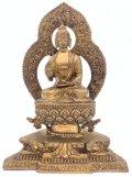 ◆仏陀/釈迦牟尼仏像◆仏教-21A