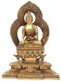 ◆仏陀/釈迦牟尼仏像◆仏教-22A